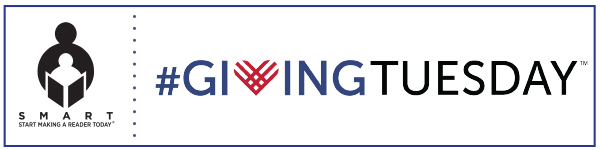 SMART logo and giving Tuesday banner